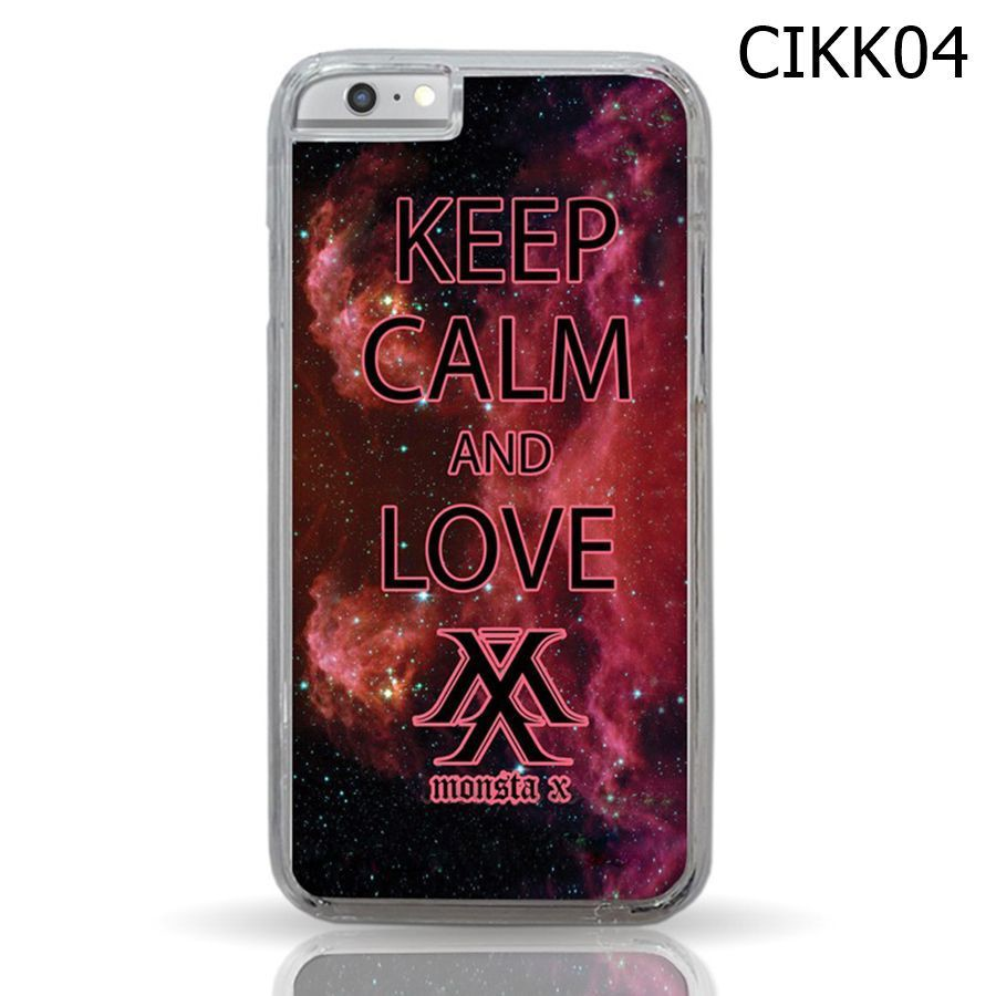Keep Calm And Love Monstax - CIKK04