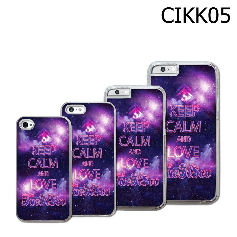Keep Calm And Love Tts - CIKK05