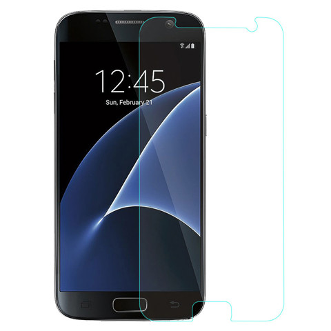 Dán cường lực Samsung Galaxy S7 Front Tempered Glass