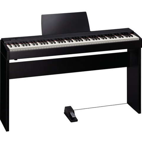 ROLAND F-20 CB + KSC-68CB DIGITAL PIANO