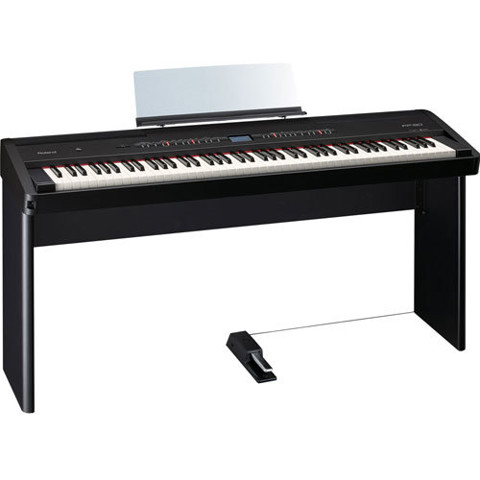 ROLAND FP-80 + KSC-44BK DIGITAL PIANO