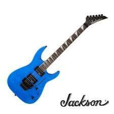 JACKSON 2910137522 JS Series Dinky™ Arch Top JS32, Rosewood Fingerboard, Bright Blue