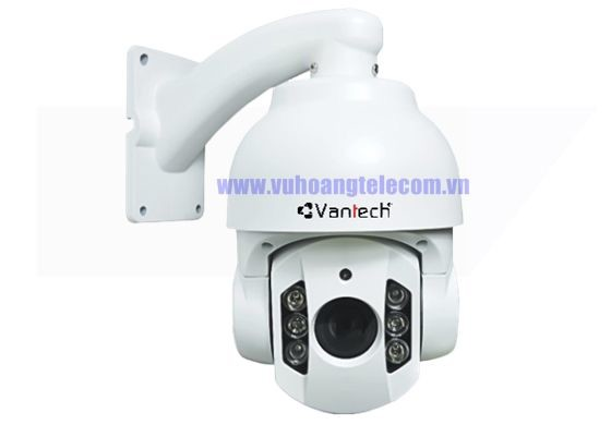 Camera mini Speed Dome HDTVI VANTECH VP-302TVI(trắng)