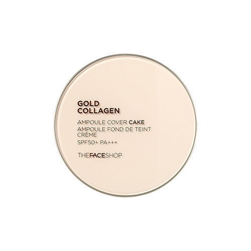 TFS GOLD COLLAGEN AMPOULE COVER CAKE SPF50 PA+++ V201