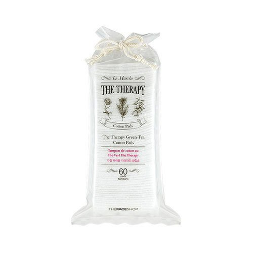 DAILY BEAUTY TOOLS THE THERAPY COTTON PADS