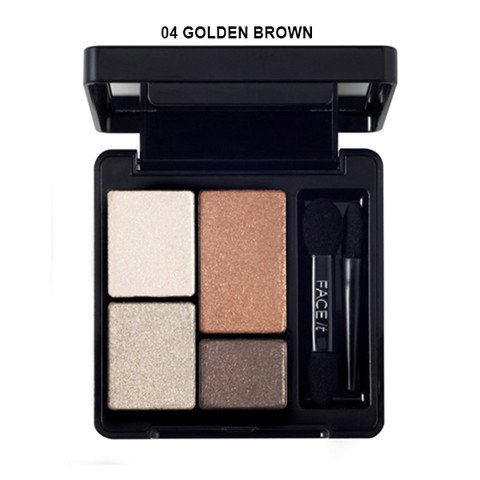 Phấn Mắt 4 Màu FACE IT ARTIST TOUCH SHADOW