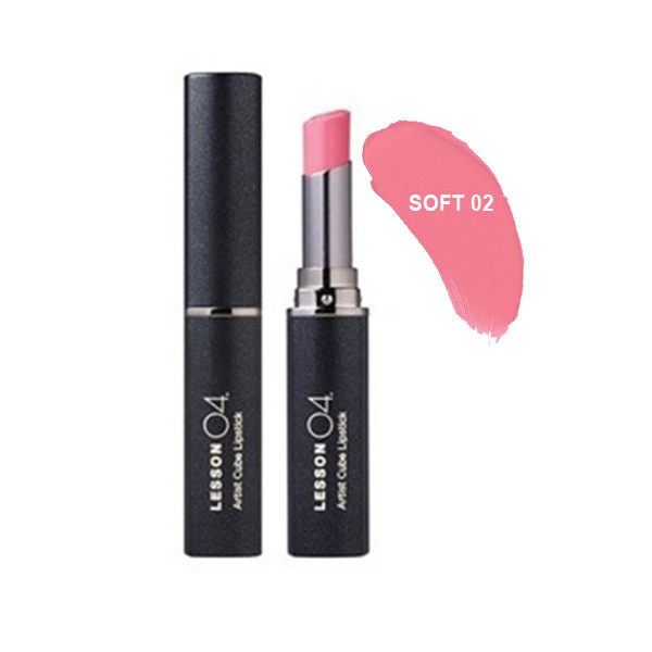 Son Thỏi FACE IT ARTIST CUBE LIPSTICK SOFT