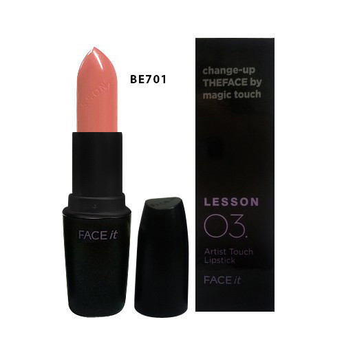 Son Thỏi FACE IT ARTIST TOUCH LIPSTICK CREAMY MATTE