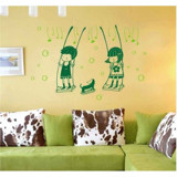 #BP014 Friends - Decal dán tường - 3