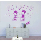 #BP014 Friends - Decal dán tường - 2