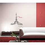#FH004 The Sky Of Paris - Decal dán tường - 3