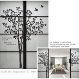 #NT023 Landscape with Trees - Decal dán tường - 5