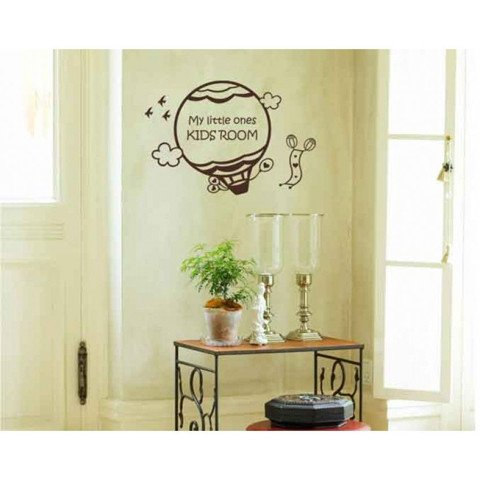 #BS018 My little ones - Decal dán tường - 1