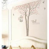 #NT004 Under tree - Decal dán tường - 7