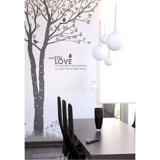 #NT004 Under tree - Decal dán tường - 9