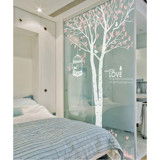 #NT004 Under tree - Decal dán tường - 10