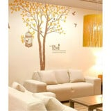 #NT004 Under tree - Decal dán tường - 11