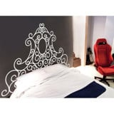 #DF008 Modern bed head - Decal dán tường - 3