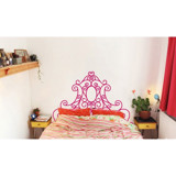 #DF008 Modern bed head - Decal dán tường - 4