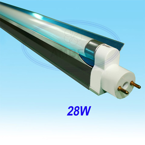 T5 Convertor Fluorescent With Reflector 1.2M/28W