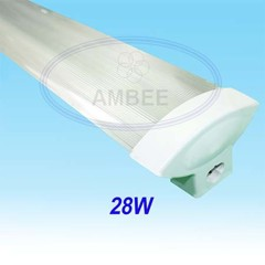 T5-fluorescent-single-mica-V-aluminum-28W