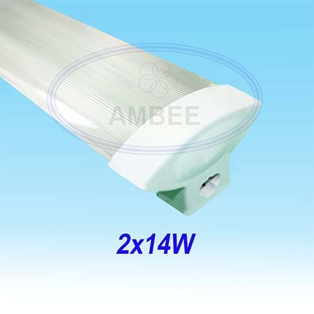T5-fluorescent-single-mica-V-aluminum-2x14W