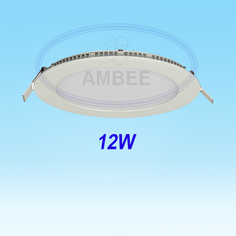 Ultra-thin LED Round Ceiling 12w