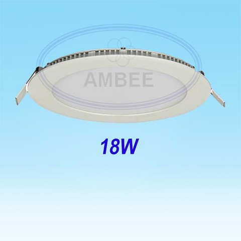Ultra-thin LED Round Ceiling 18w