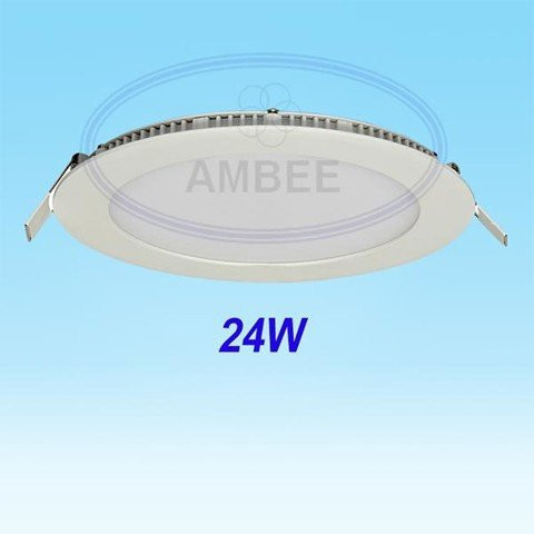 Ultra-thin LED Round Ceiling 24w