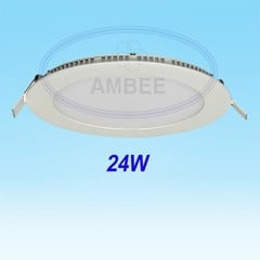 Ultra-thin-led-round-ceiling-24w