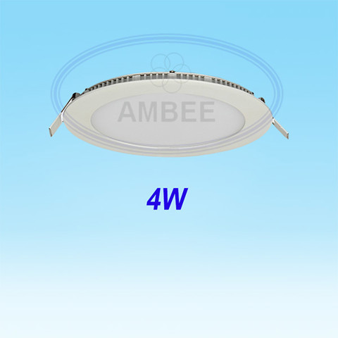 Ultra-thin LED Round Ceiling 4w