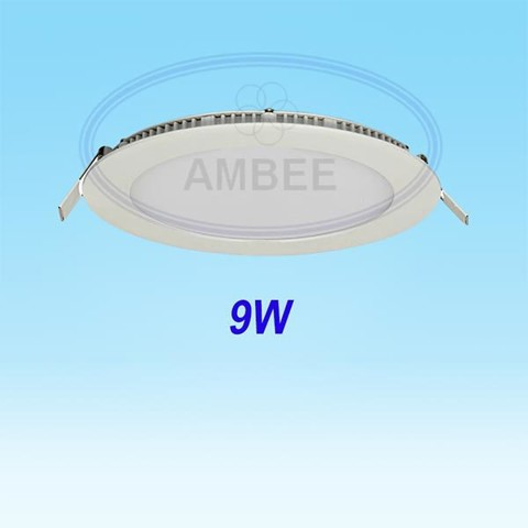Ultra-thin LED Round Ceiling 9w