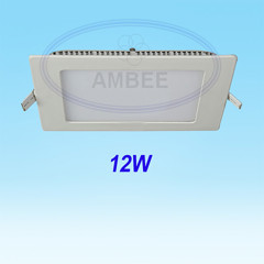 Ultra-thin-led-square-ceiling-12w