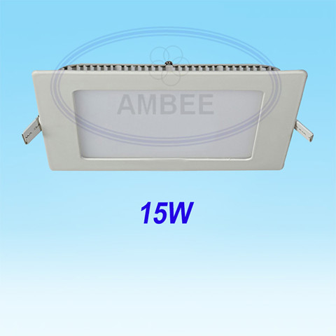 Ultra-thin LED Square Ceiling 15w