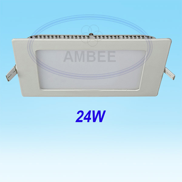 Ultra-thin LED Square Ceiling 24w