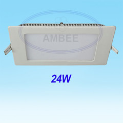 Ultra-thin-led-square-ceiling-24w