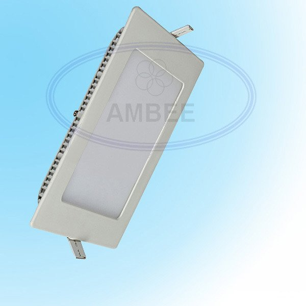 Ultra-thin LED Square Ceiling 12w