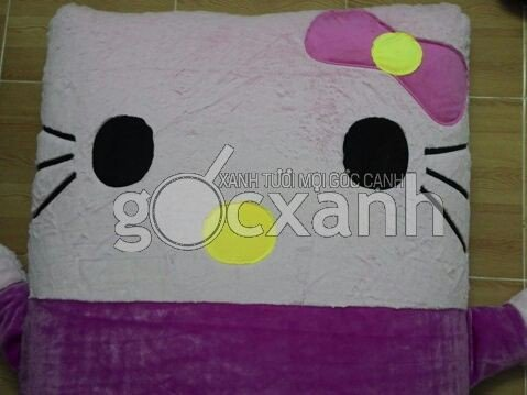 nem hello kitty chu nhat