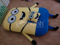 Nem minion khong men