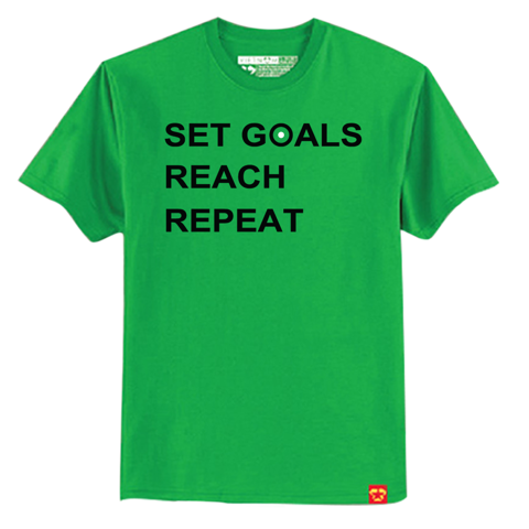 Set Goal Reach Repeat