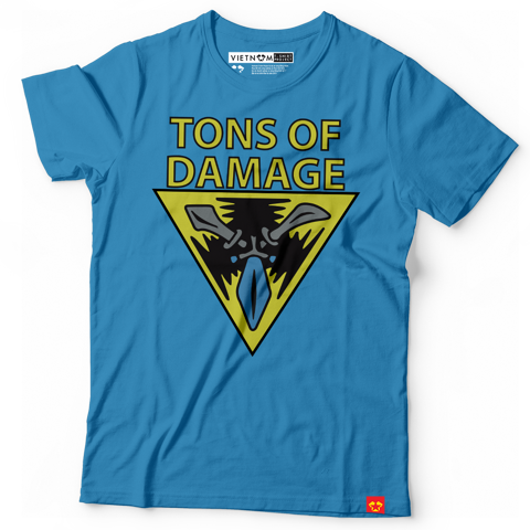 Tons of damage