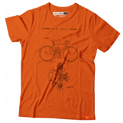 Bike patents - US624651