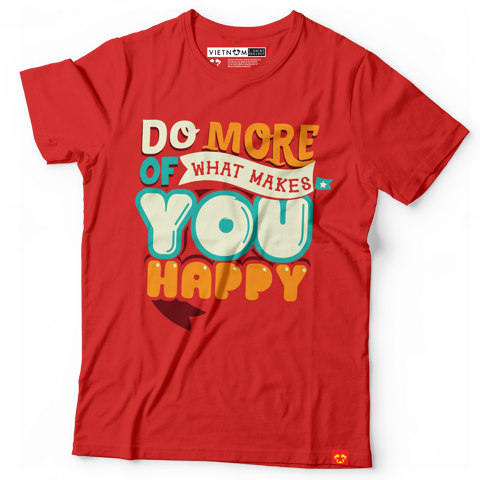 Do more what make you happy