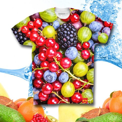 Summer Fruit - Berry