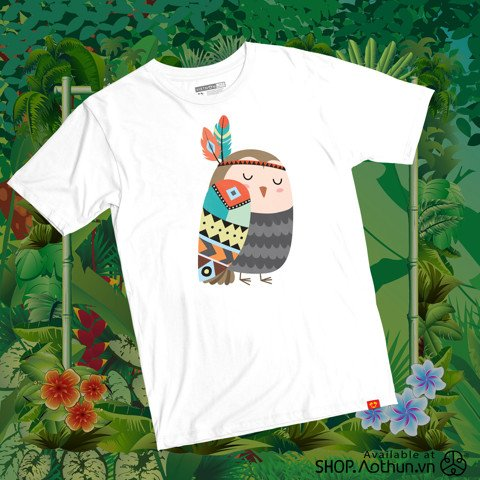 BOHO SLEEPY OWL