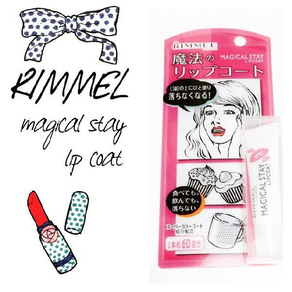 Son Giữ Màu Rimmel Magical Stay Lip Coat