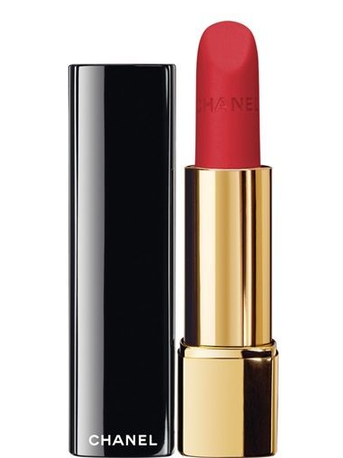 Son Chanel Rouge Allure Velvet Màu 46 La Malicieuse