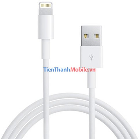 Cáp Lightning to USB Cable cho iPhone, iPad, iPod
