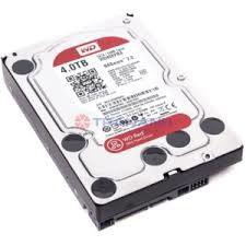 Ổ cứng HDD Western 4TB model WD40EFRX Red