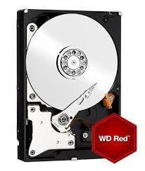 Ổ cứng HDD Western 6TB model WD60EFRX Red